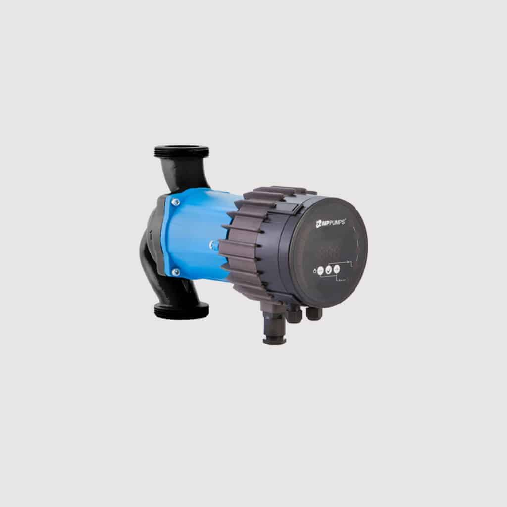 Electronically regulated pumps