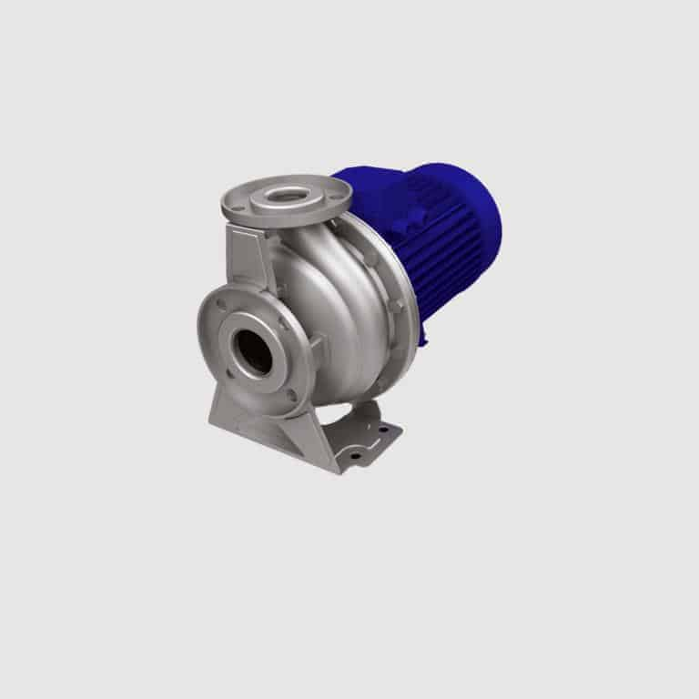 End-suction centrifugal pumps