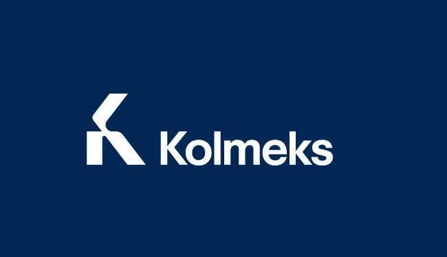 Kolmeks new logo